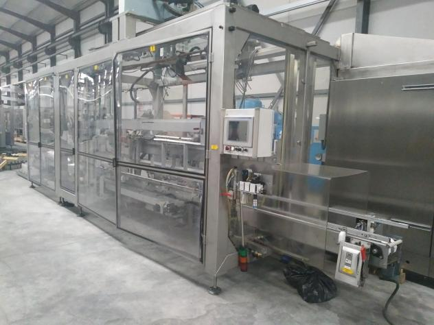 Maschine: CERMEX AN 70 Packaging facilities
